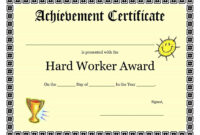 Certificates: Mesmerizing Fun Certificate Templates Example inside Funny Certificates For Employees Templates