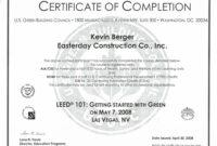Ceu Certificate Of Completion Template | Lera Mera In Ceu Within Ceu Certificate Template