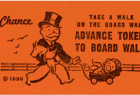 Chance Cards Monopoly &cd84 – Advancedmassagebysara inside Get Out Of Jail Free Card Template