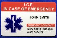 Cheap Emergency Card Template, Find Emergency Card Template inside In Case Of Emergency Card Template
