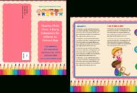 Child Care Brochure Template 11 Inside Daycare Brochure with regard to Daycare Brochure Template