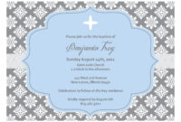 Christening-Invitation-Blank-Template | Baptism Invitations intended for Blank Christening Invitation Templates