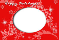 Christmas Card Templates   Rtcrita's Blog inside Christmas Photo Card Templates Photoshop