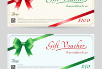 Christmas Gift Card Or Gift Voucher Template with Free Christmas Gift Certificate Templates
