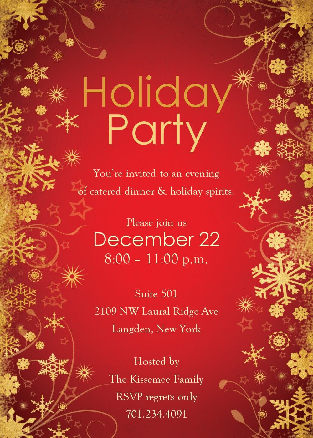 Christmas Party Invitations Templates Word | Christmas Party With Free Christmas Invitation Templates For Word