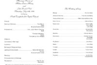 Church Program Template Cyberuse (Free Printable Church in Church Program Templates Word