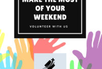 Church Weekend Volunteer Opportunities Flyer Template throughout Volunteer Brochure Template