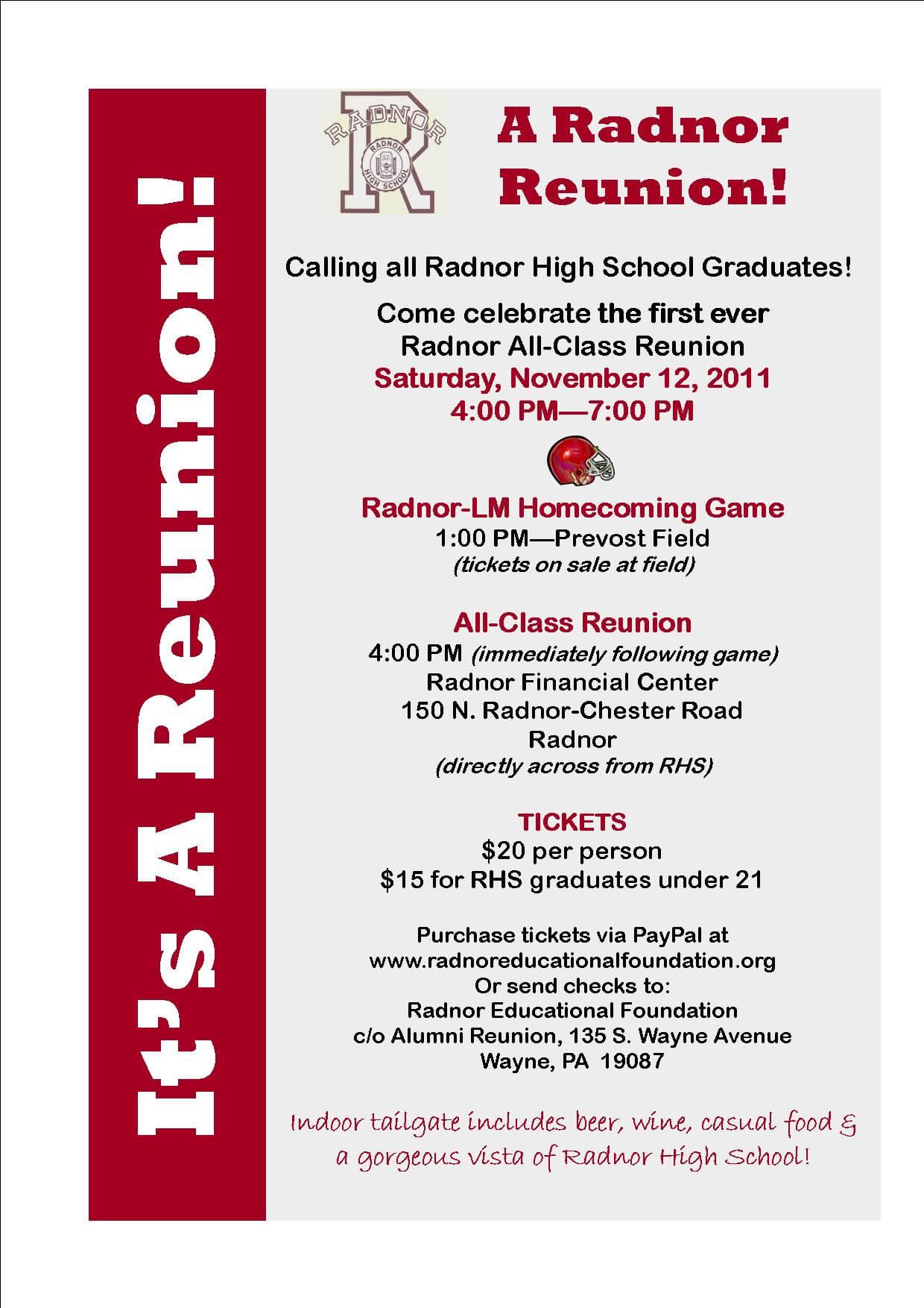 Class Reunion Invitations | Invitations | Class Reunion Inside Reunion Invitation Card Templates