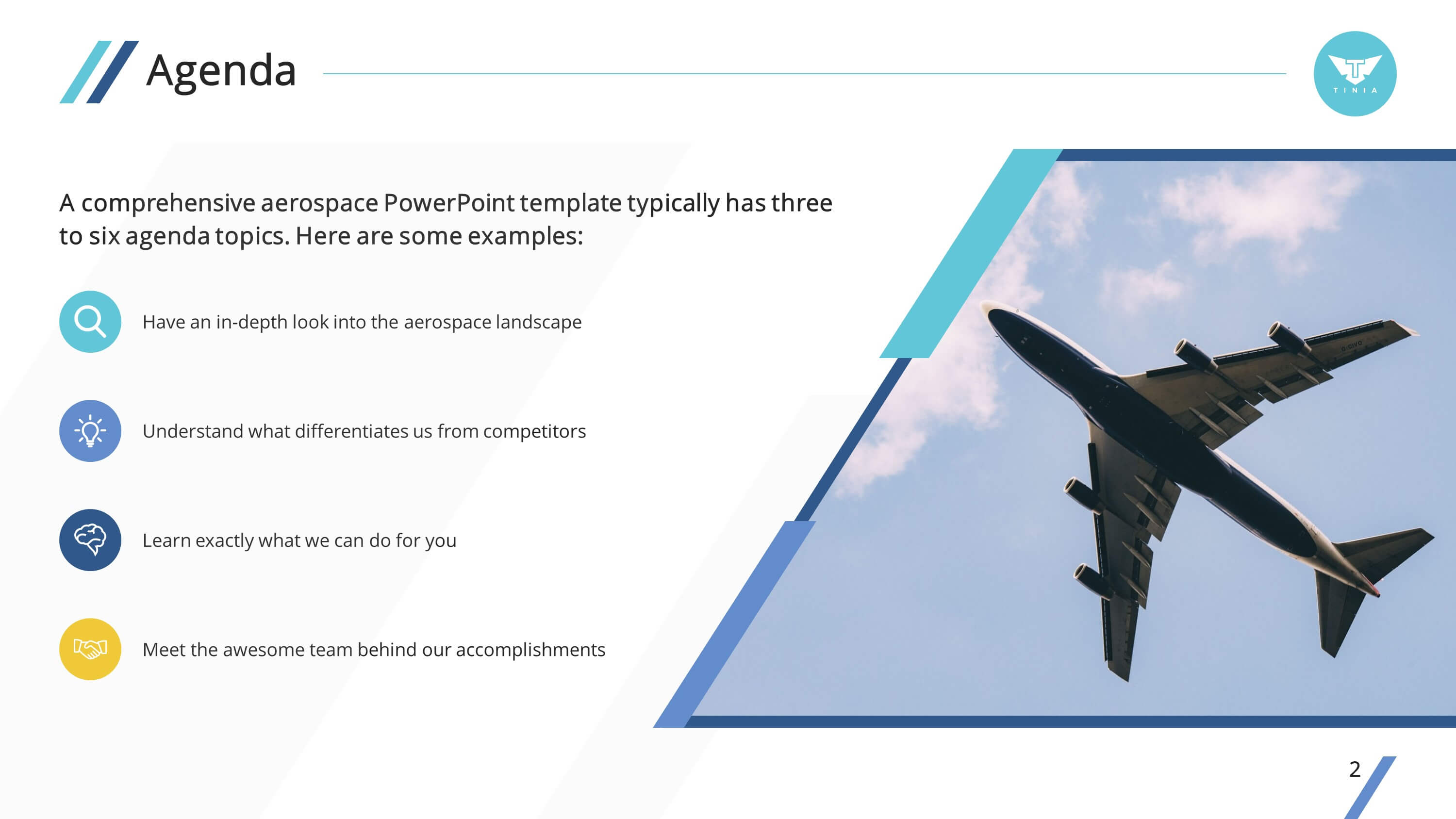 Clean Airplane Premium Powerpoint Template - Slidestore for Air Force Powerpoint Template