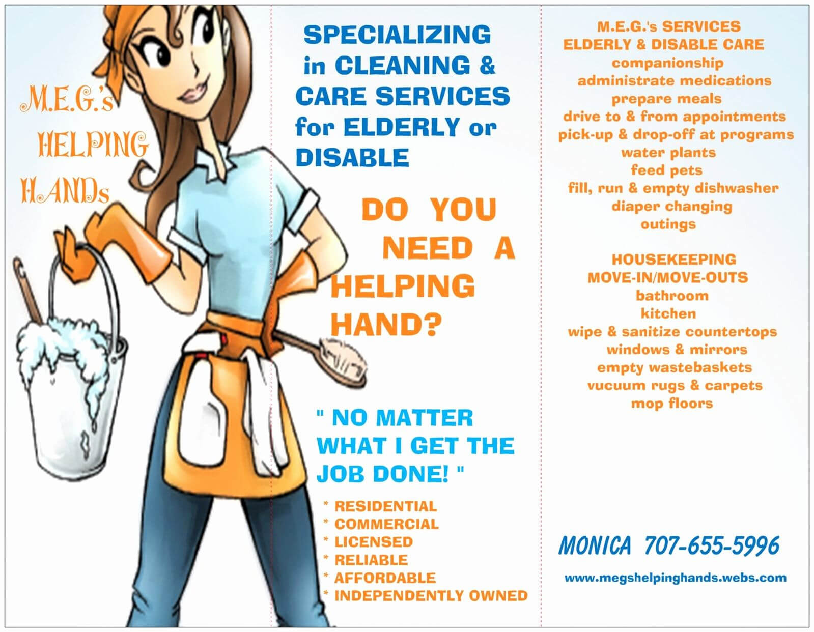 Cleaning Brochure Templates Lovely House Cleaning Flyer Pertaining To Commercial Cleaning Brochure Templates