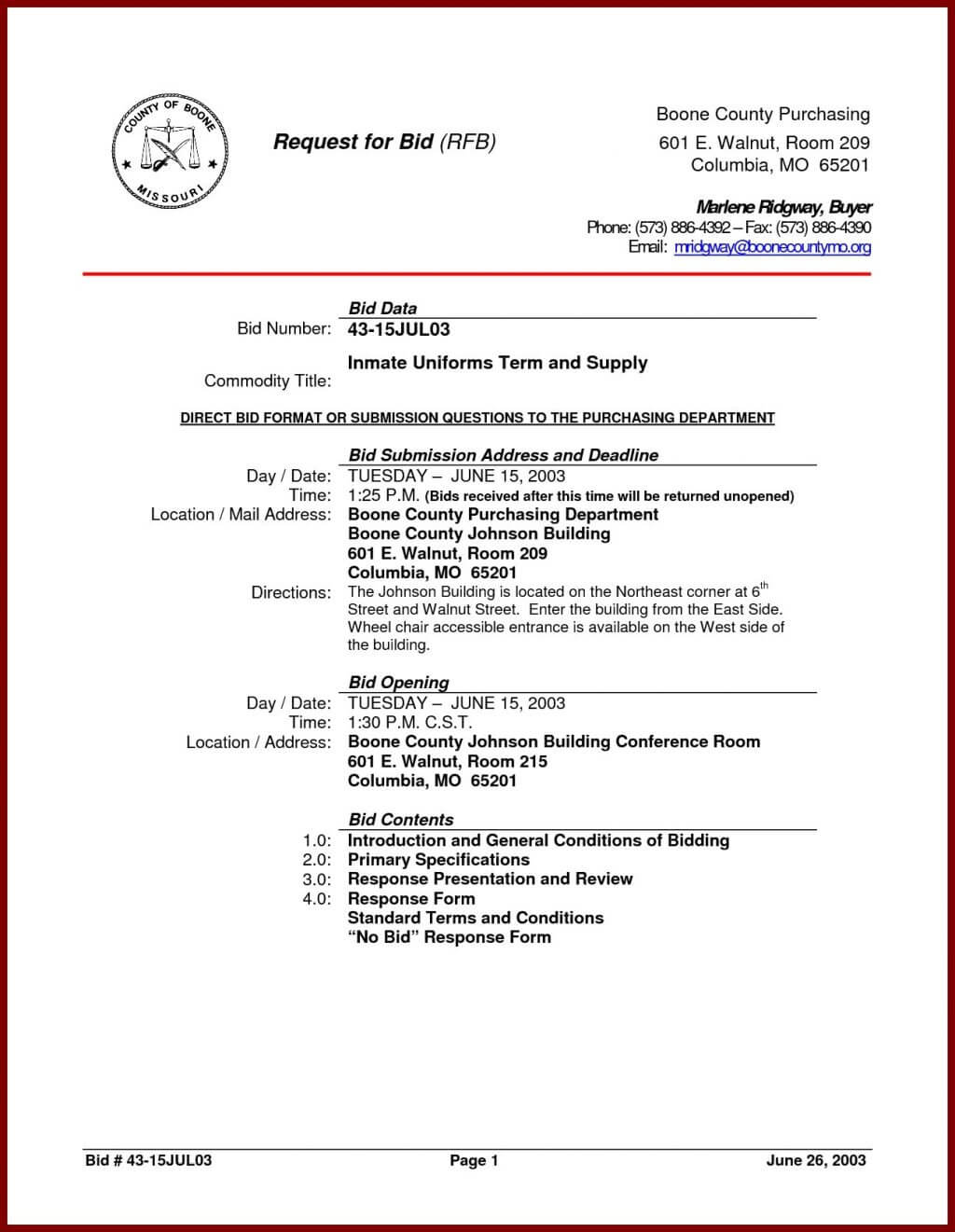 Cleaningce Proposal Example Photography Letter Sample intended for Community Service Template Word