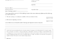 Clear Roof Report Dowload – Fill Online, Printable, Fillable with Roof Inspection Report Template