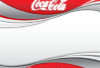 Coca Cola 2 Backgrounds For Powerpoint – Miscellaneous Ppt in Coca Cola Powerpoint Template