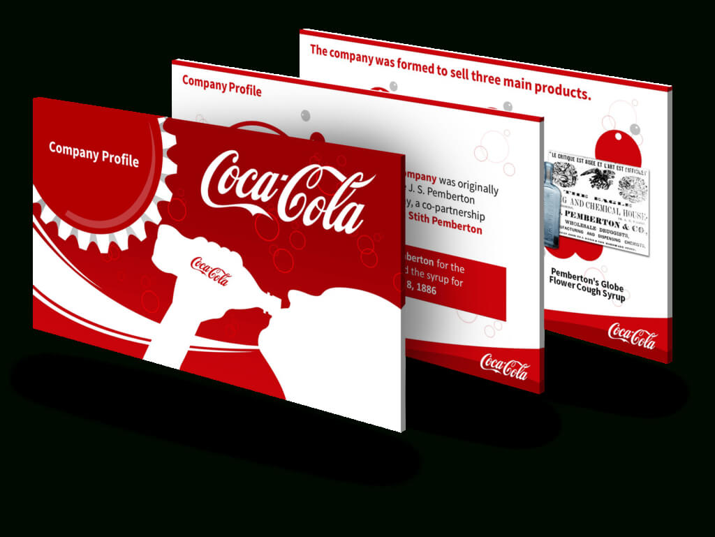 Coca-Cola - Powerpoint Designers - Presentation & Pitch Deck for Coca Cola Powerpoint Template