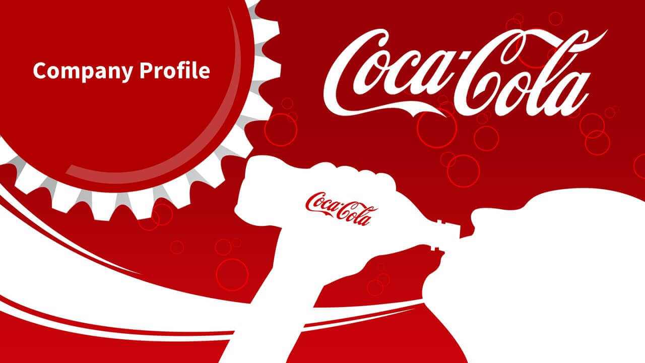 Coca Cola - Powerpoint Designers - Presentation & Pitch Deck Within Coca Cola Powerpoint Template