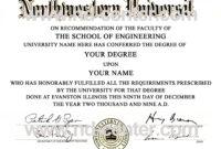 College Degree Certificate Templates Quality Fake Diploma regarding University Graduation Certificate Template