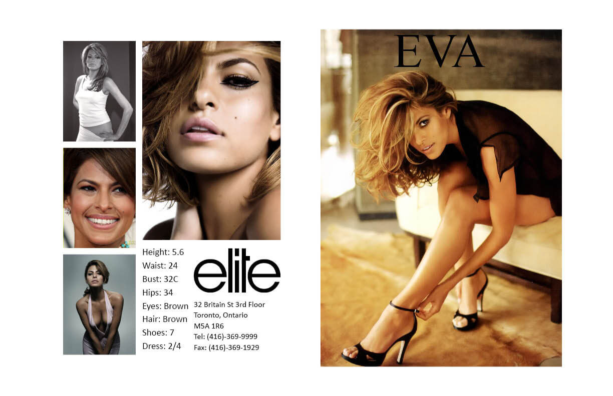 Comp Card Template | Template Business Intended For Zed Card Regarding Free Zed Card Template