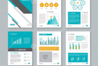 Company Profile ,annual Report , Brochure , Flyer, Layout inside Annual Report Word Template