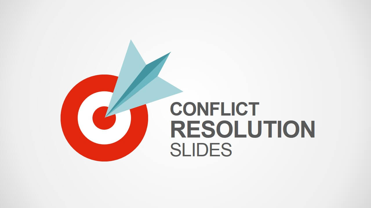 Conflict Resolution Powerpoint Template With Regard To Powerpoint Template Resolution