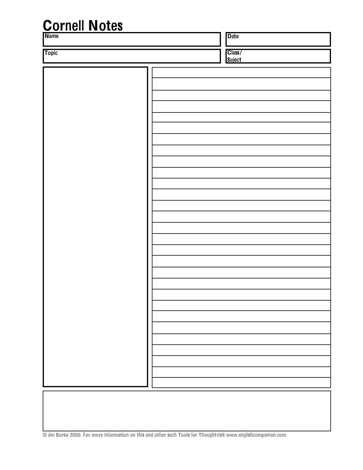 Cornell-Notes-Template-Word-Abq2Iv2D – وادي المشمش in Cornell Note Template Word