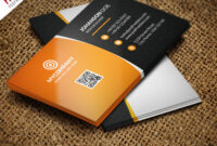 Corporate Business Card Bundle Free Psd | Psdfreebies In Free Psd Visiting Card Templates Download