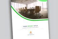 Corporate Report Design Template In Microsoft Word – Used To regarding Microsoft Word Templates Reports
