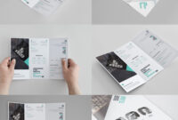 Corporate Tri Fold Brochure Template Free Psd – Download Psd With Regard To Brochure Psd Template 3 Fold