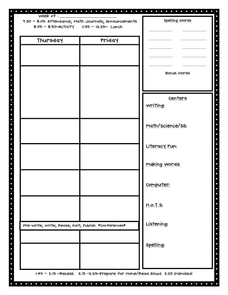 Crazy For First Grade: Back To School  The First Day In For Making Words Template