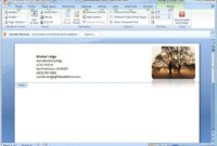 Create A Letterhead Template In Microsoft Word – Cnet inside Header Templates For Word