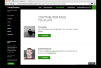 Creating Custom Page Templates In WordPress intended for Where Are Templates In Word