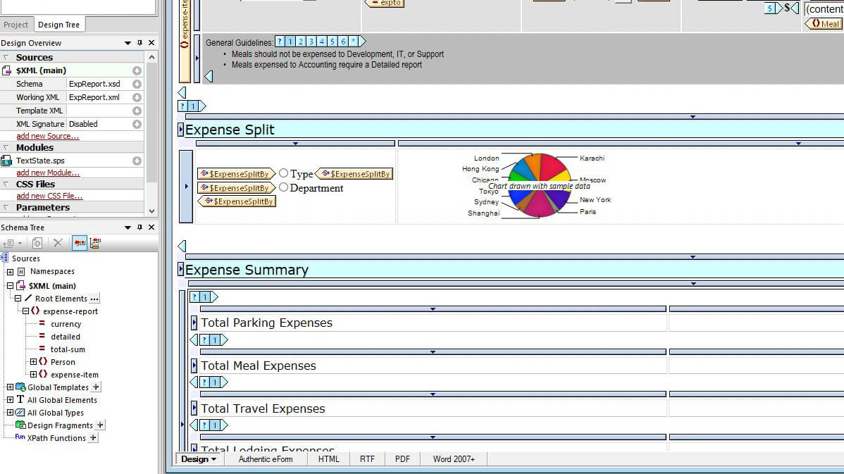Creating Html Reports Radis Pro Help Report Template Example pertaining to Html Report Template Download