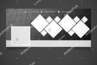 Creative Black Background Photography Banner Template Stock With Photography Banner Template