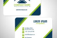 Creative Corporate Business Card Templates regarding Company Business Cards Templates