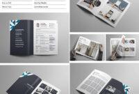 Creative Portfolio Brochure Indd   Resumes And Portfolio with regard to Adobe Indesign Brochure Templates
