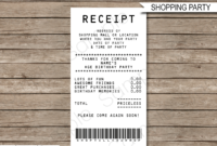Credit Card Favor Tags Template pertaining to Credit Card Receipt Template