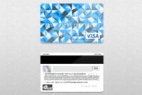 Credit Card Templates For Sale – Atlantaauctionco with regard to Credit Card Templates For Sale
