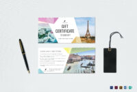 Cruise Voucher Template – Diadeveloper With Free Travel Gift Certificate Template