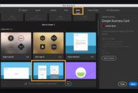 Customize An Illustrator Template Today   Adobe Illustrator pertaining to Adobe Illustrator Card Template