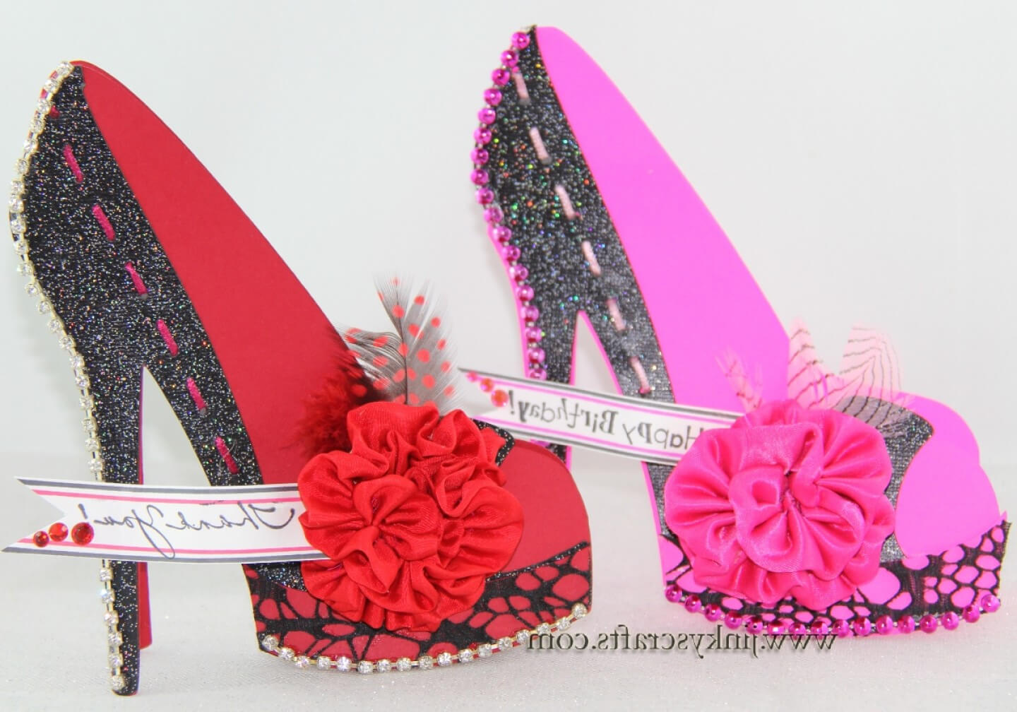 Cute High Heel Shoe D Cards | Digibless with regard to High Heel Shoe Template For Card