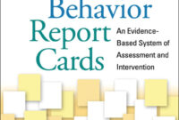 Daily Behavior Report Cards (Ebook) | Products | Daily pertaining to Daily Report Card Template For Adhd