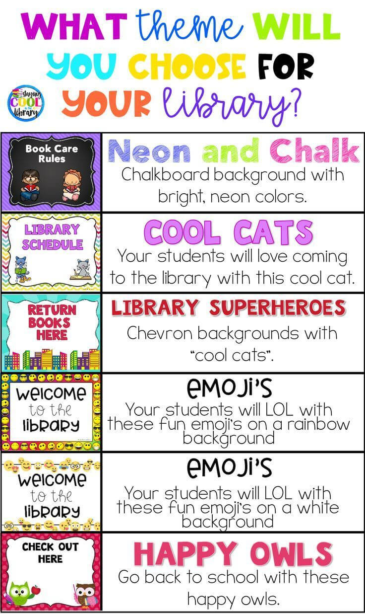 Decorate Your School Library With One Of These Bulletin in Bulletin Board Template Word
