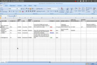 Defect Tracking Template Xls inside Software Test Report Template Xls