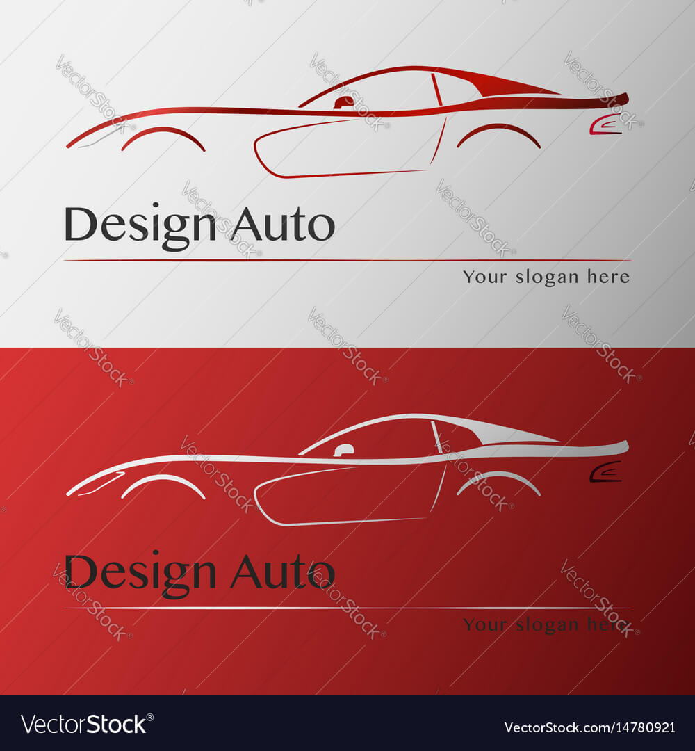 Design Car With Business Card Template Throughout Automotive Business Card Templates