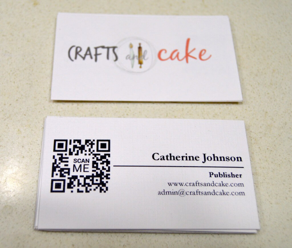 Diy Double Sided Business Cards | Free Template | Mac Users for Office Max Business Card Template