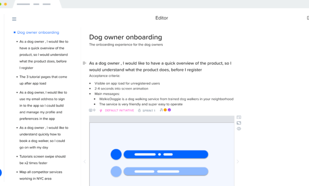 Download Agile User Story Template For Free - Craft.io intended for User Story Word Template