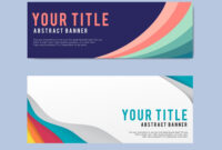 Download Free Modern Business Banner Templates At Rawpixel for Free Website Banner Templates Download