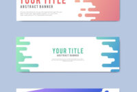 Download Free Modern Business Banner Templates At Rawpixel throughout Free Website Banner Templates Download