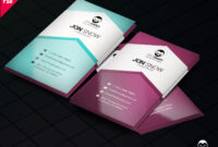Download]Creative Business Card Psd Free | Psddaddy pertaining to Creative Business Card Templates Psd