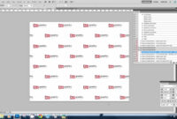 Downloading And Using The Step And Repeat Photoshop Action inside Step And Repeat Banner Template