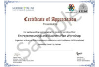Downloads Iim A   Training In Digital Marketing in Certificate Of Participation In Workshop Template
